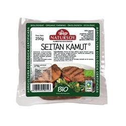 Seitan Kamut Bio 250 gr, Natursoy