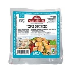 Tofu griego Bio 250 gr, Natursoy