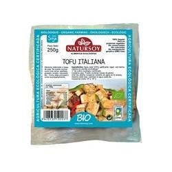 Tofu hortalizas Bio 250 gr, Natursoy