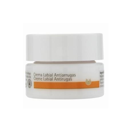 Crema labial antiarrugas