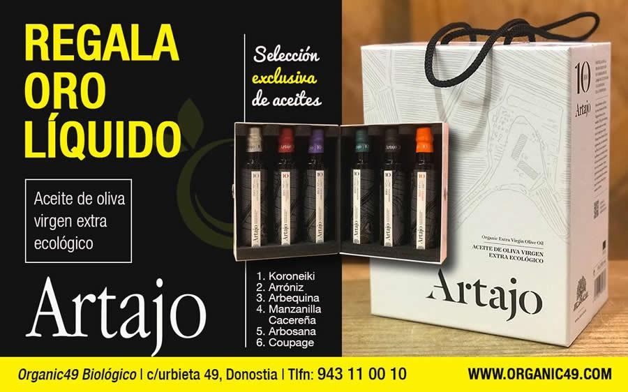 Aceite De Oliva Artajo
